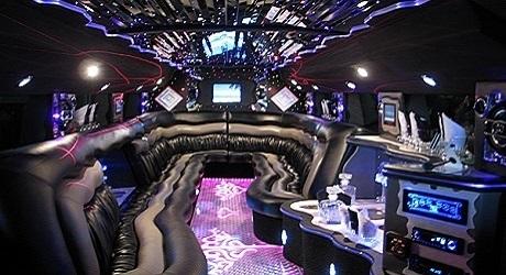 Inside the H2 Hummer, Riga