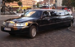 Lincoln Town Car Gdansk