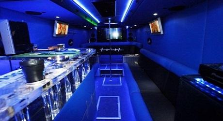 Party Bus Bar Prague
