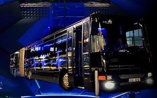 Party Bus, Prague