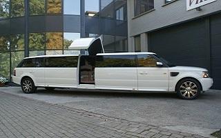 Range Rover Limousine, Amsterdam