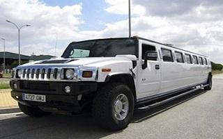 Hummer H3 Limousine, Madrid