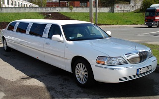 Lincoln Town Car Limousine, Madrid