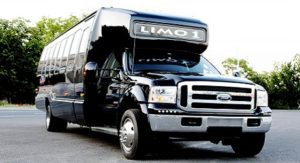 The Party Bus in Budapest - Limousines Transfer 247