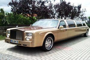 Rolls Royce Limousine, Porto