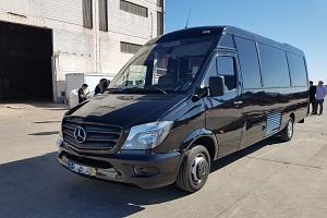 Luxury Minibus, Lisbon
