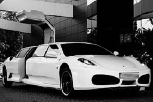 Ferrari Stretch Limousine, Odessa