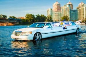 Limousine Booze Cruise, Kiev