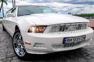 Ford Mustang Limousine, Kiev