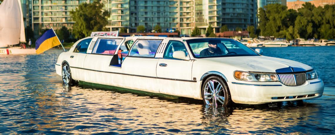 Lincoln Aqua Limousine