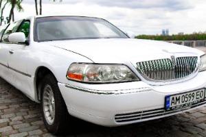 Lincoln Town Car Limousine, Kiev