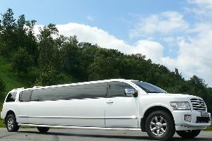 Nissan Infiniti Limousine, Kiev