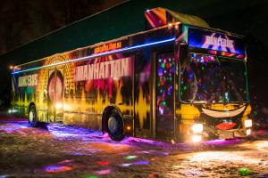 Party Bus – Manhattan, Kiev