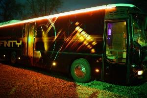 Party Bus – Infinity, Kiev